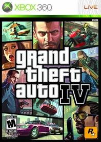 Grand Theft Auto IV GTA IV XBOX 360 XBOX ONE XSX