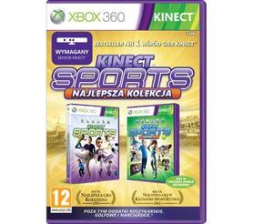 Kinect Sports 1 i 2 Najlepsz Kolekcja PL X360