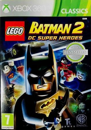 LEGO Batman 2 Polska Wersja X360 XBOX ONE XSX (1)