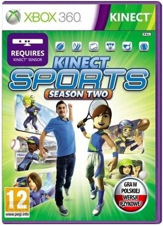 Kinect Sports 2 Xbox 360 X360 Polska Ruch Kinect (1)