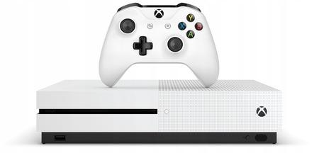 Konsola Xbox One S 500 GB Biała 4K HDR Refurbed (1)